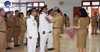 139 PNS Nias Selatan Dipromosi Menjadi Pejabat Administrator Dan Pengawas
