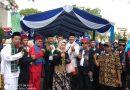 FPK Memeriahkan kan pawai karnaval HUT kota Depok ke 19