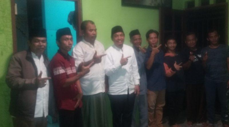 H. Tri Susanto Caleg Gerindra Mendapat Dukungan Dan Doa Dari Basis PPP