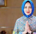 Airin Raih Penghargaan Indonesian Women Leaders 2018
