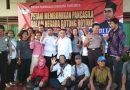 PETANI Membumikan Pancasila Dalam Negara Gotong Royong dan Tidak Ada Toleransi Terhadap Teroris