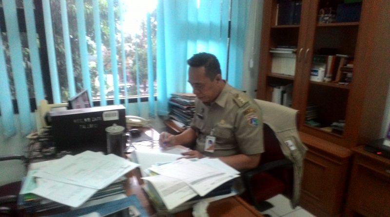 Gubernur DKI Jakarta,Anies Baswedan :  Minta Warga DKI Jakarta Tingkatkan Kewaspadaan