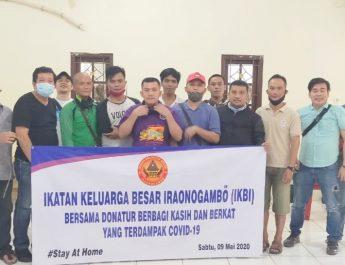 IKBI Salurkan Bansos Untuk Anggota Di Jakarta Depok dan Bogor