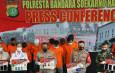 Polresta Bandara Soetta Meringkus 14 Sindikat Pemalsu Surat Hasil Swab PCR