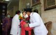Sebelum dilantik Sebagai Wakil Bupati Sergai, H Adli Tambunan Sungkem Dengan Orangtua