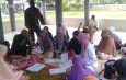 Peduli Kesehatan Masyarakat, Babinsa Simpang Ulim Dampingi Posyandu Lansia