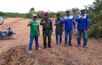 DPD LIRA Seruyan Rangkul 6 Perusahaan Perbaiki Jalan Poros Rantau Pulut -Batu Agung
