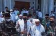 Kapolda Aceh Disambut Dandim 0104/Atim Bersama Muspida Aceh Timur