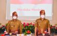 Pimpin Rapat Perdana, Darma Wijaya : Tidak Ada Perbedaan Antara Kita