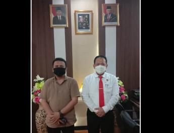 PWI Banten Perkuat Sinergi Dengan Ditkrimsus Polda Banten