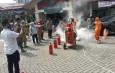 Apel Siaga Bencana Kebakaran Dan Banjir Dilaksanakan Di Kecamatan Kramatjati
