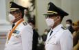 BENYAMIN-PILAR Resmi Dilantik Pimpin Kota Tangerang Selatan