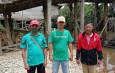 Jembatan Penghubung Mengkwatirkan LSM LIRA Minta Perhatian Pemerintah Seruyan