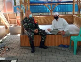 Peltu Yuyun Ridhaniawan Lakukan Komsos, Ajak Peran Aktif Warga