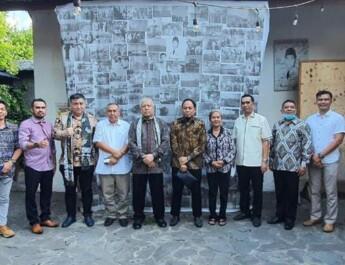Duta Besar RI Untuk Rumania Dan Republik Moldova Serta Konsul Kehormatan Indonesia Kunjungan Ke Kalteng