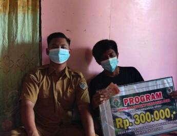 103 KPM Terima BLT-DD, Ini Harapan Pemerintah Desa Pangke